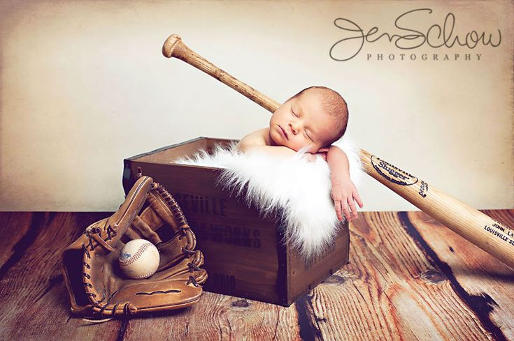 Photography - Baseball & Baby