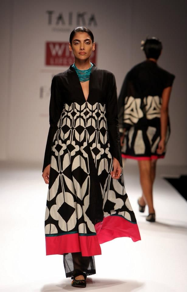 WIFW Spring/Summer 13' Tashkent, inspired by the vivid and enriching world of…