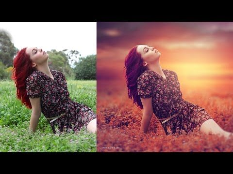In this Photoshop tutorial, you will know how to adjust the color to the photo…
