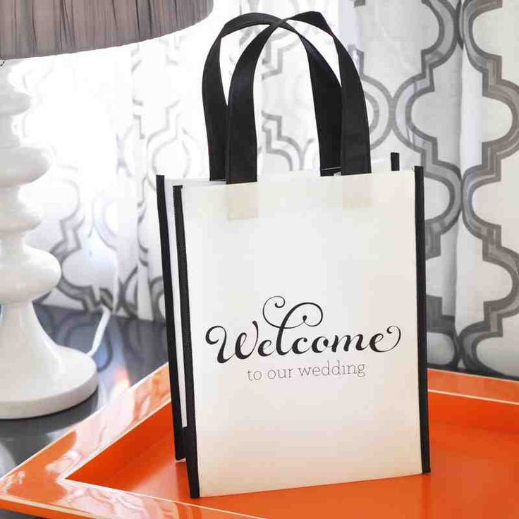 Wedding Welcome Bags Destination Hotel Bag Out Of Town OOT Gift 12
