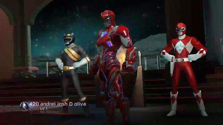 Power Rangers Legacy War | Playing Games... Second War