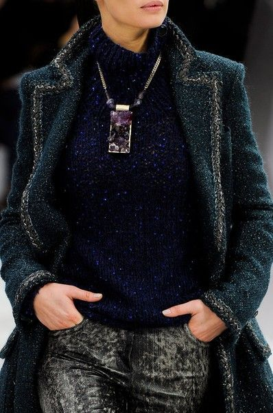 Chanel Fall 2012 - Click for More...