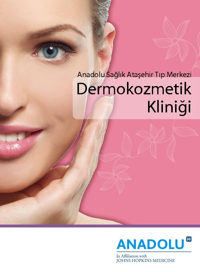 Anadolu Sağlık Ataşehir Tıp Merkezi Dermokozmetik Kliniği
