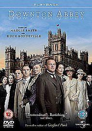 Downton Abbey - Series 1 - Complete (DVD, 2010, 3-Disc Set)