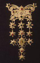 Gioielli del costume di Dorgali