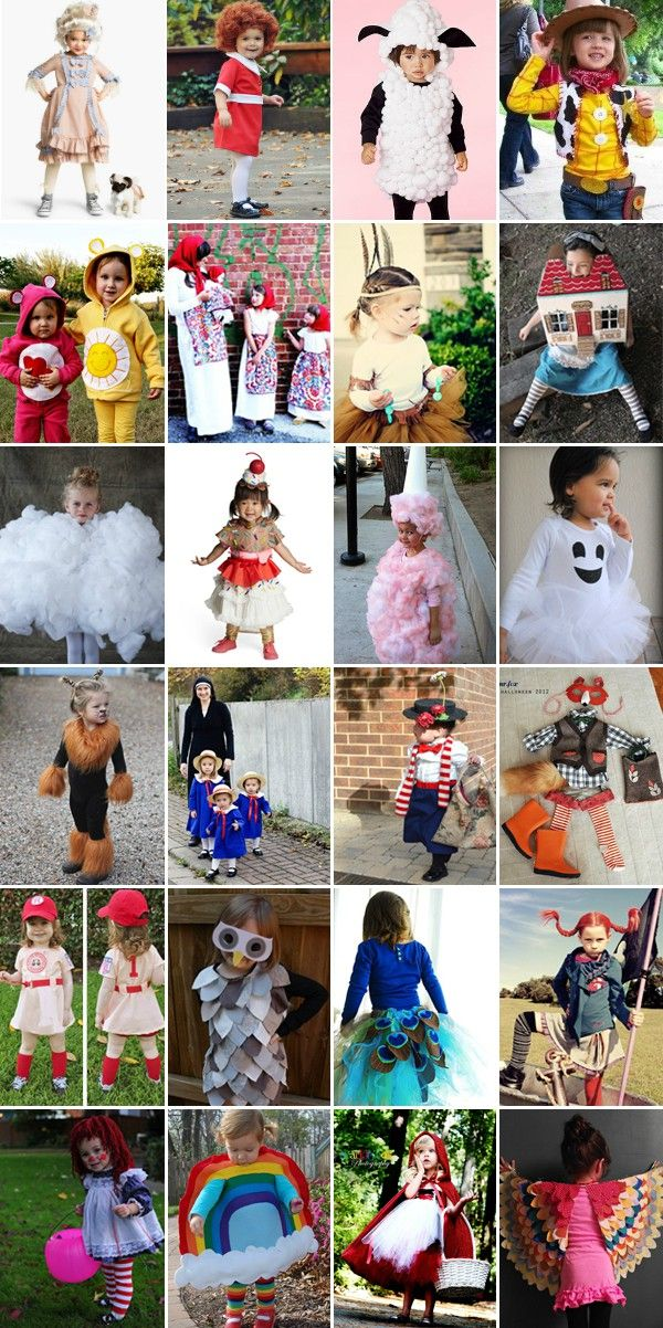 40 cute costumes for kids