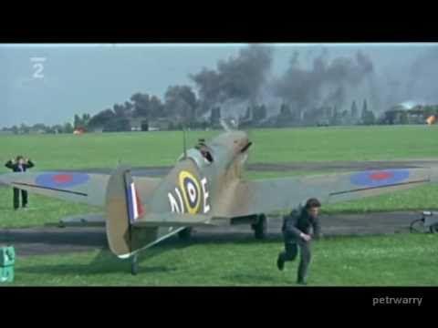 WHO-Tube: Battle Of Britain Movie scenes - R.A.F. vs Luftwaffe - http://www.warhistoryonline.com/whotube-2/battle-of-britain-movie-scenes-r-a-f-vs-luftwaffe.html