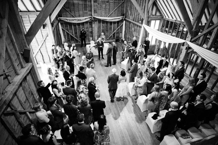 Tythe Barn Ceremony