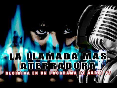 La Llamada Mas Aterradora Recibida en un Programa de Radio #13 I Pasillo...