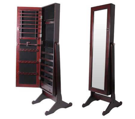 Full length mirror and massive jewellery storage what more could a girl ask for?  $129.95
