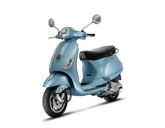 2012 Vespa Scooter