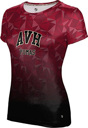 ProSphere Womens Aspen Valley High School Maya Tech Tee XLarge >>> Click on the image for additional details.