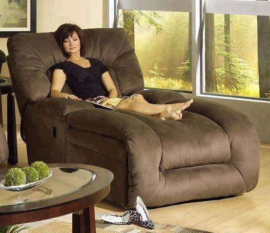 Comfortable Chaise Lounger- first thing I'd buy if I won the lottery! This is genious!!