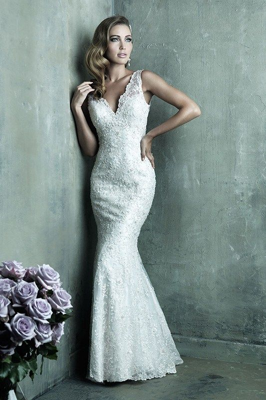C291 Allure Couture Bridal Gown