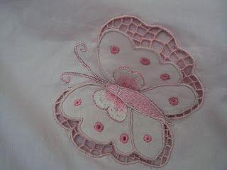 Rosemery Abrantes: Richelieu em borboletas