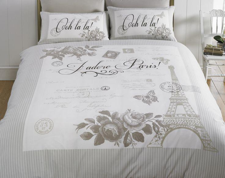 Buy King Size Paris Duvet Set From K Life. Your online shop for K-LifeBedroom