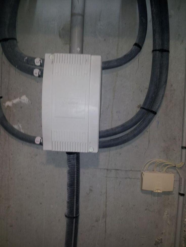 Colonne Montante EDF