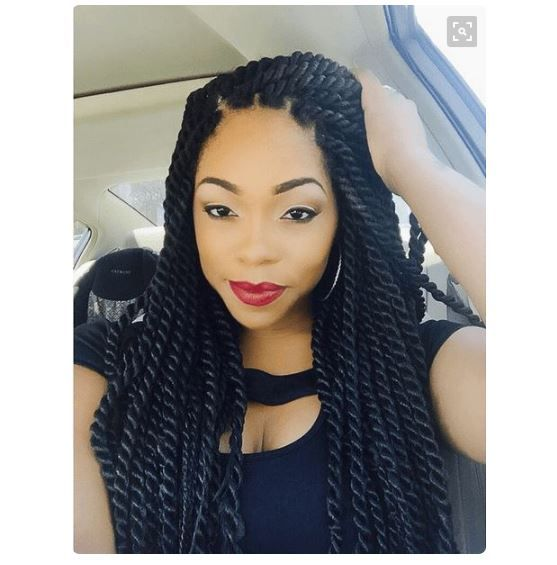 8 Kinky Twist Styles Perfect For Hot Summer Styling [Gallery] – Black Hair Infor…
