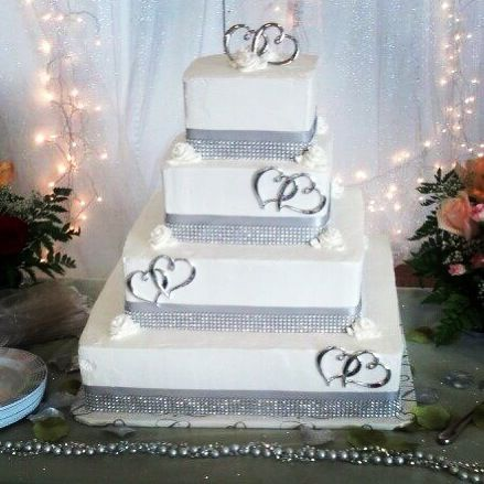 simple and beautiful wedding cakes my wedding cake simple but beautiful wedding ideas 19922