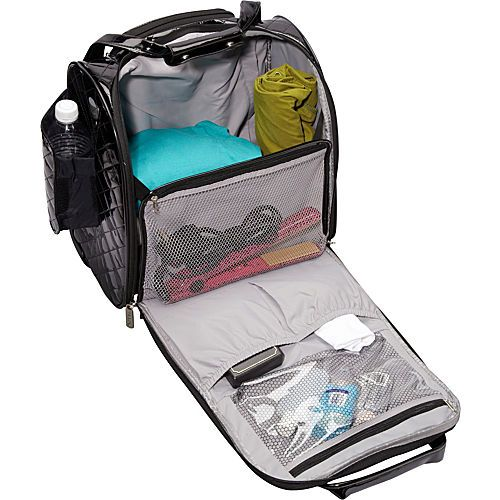 Buy the Travelon Wheeled Underseat Carry-On With Back-Up Bag at eBags - experts in bags and accessories since 1999.  We offer easy returns, expert advice, and millions of customer reviews.