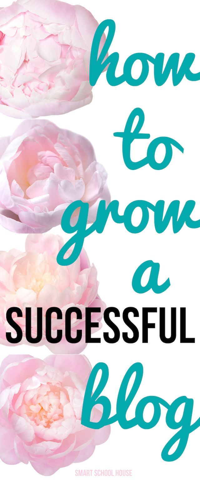 How to Grow a Successful Blog. Beginning, basic, and advanced blogging tips for everyone interested!