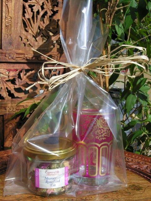 Tea glass and rose tea set. http://www.maroque.co.uk/showitem.aspx?id=ENT06433&p=00738