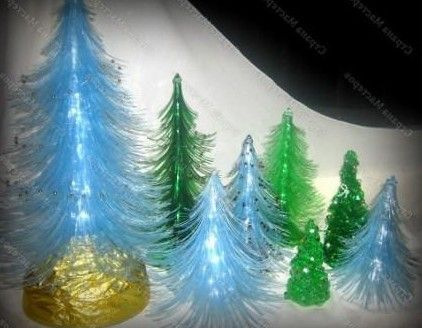 1000 images about diy plastic bottle crafts on for Christmas decorations from recycled plastic bottles