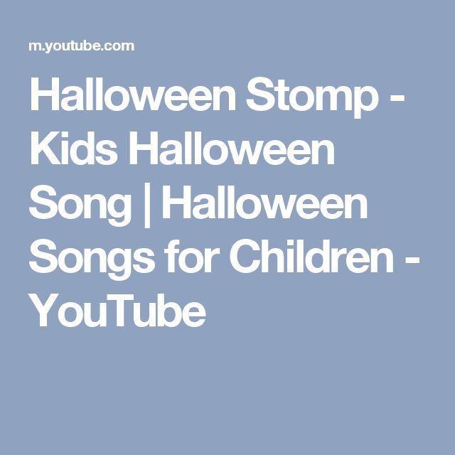The 25+ best Halloween songs for children ideas on Pinterest ...