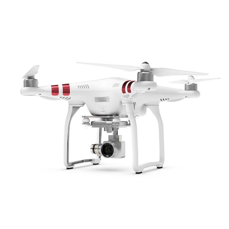 DJI Phantom 3 Standard 2.7K HD Video/ 12MP Photos Camera Quadcopter Drone #quadcopters #tech #rc #drone #multirotors