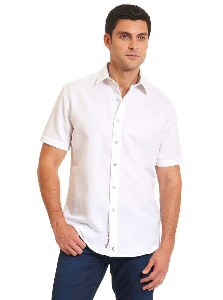 Robert Graham | Santa Catalina Short Sleeve Shirt
