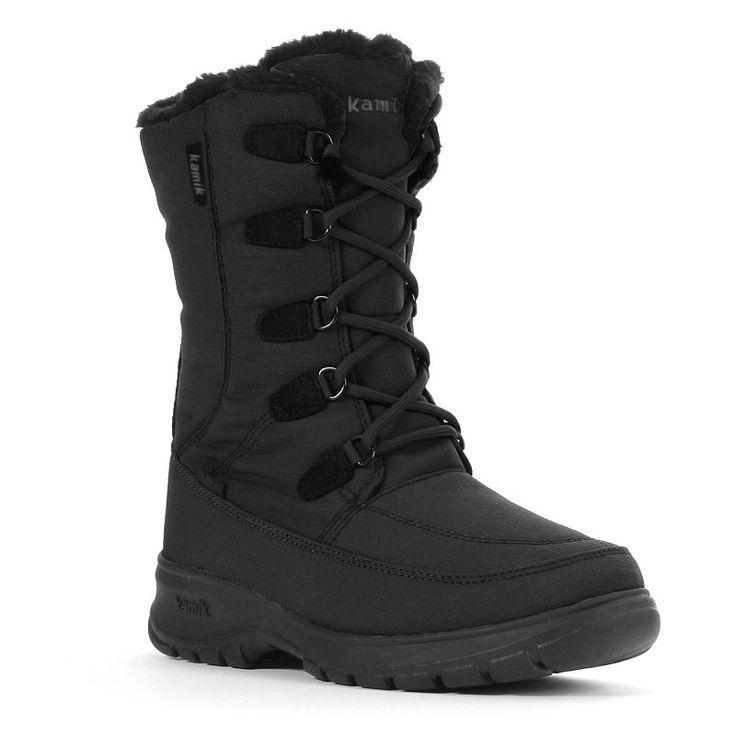 Kamik Boston Waterproof Winter Boots - Women