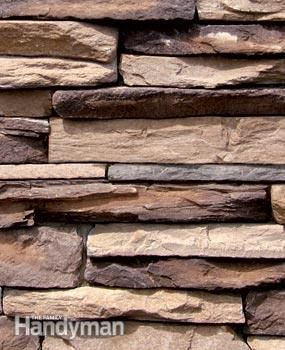 17 best ideas about stone home exteriors on pinterest - How to install exterior stone veneer ...