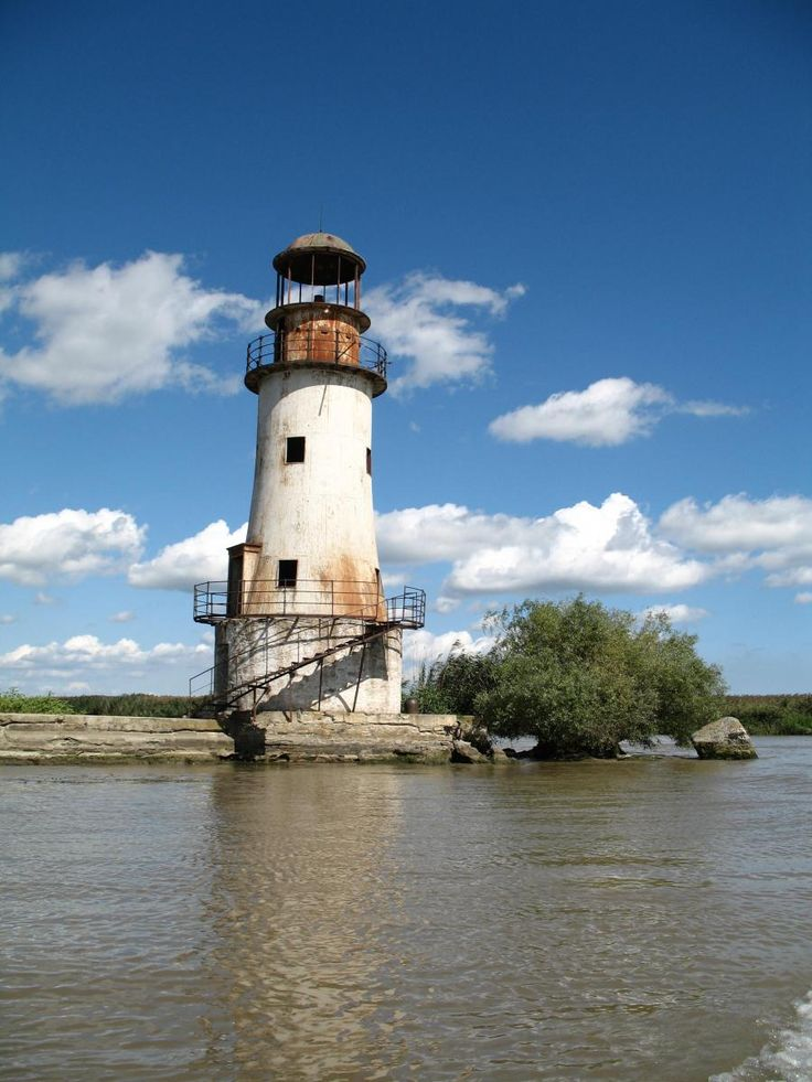 OLD LIGHTHOUSE  Romania