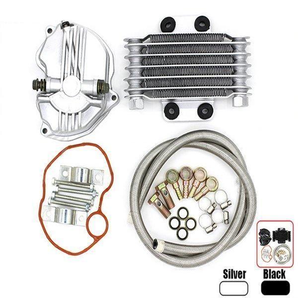 Oil Cooler Cg 125cc 150cc Standard Radiator Engine Cooling Parts For Motorcycle Ebay 150cc Motorcycle Dirt Bike Bike