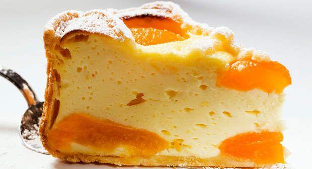Cheesecake aux oreillons d'abricotsVoir la recette >>