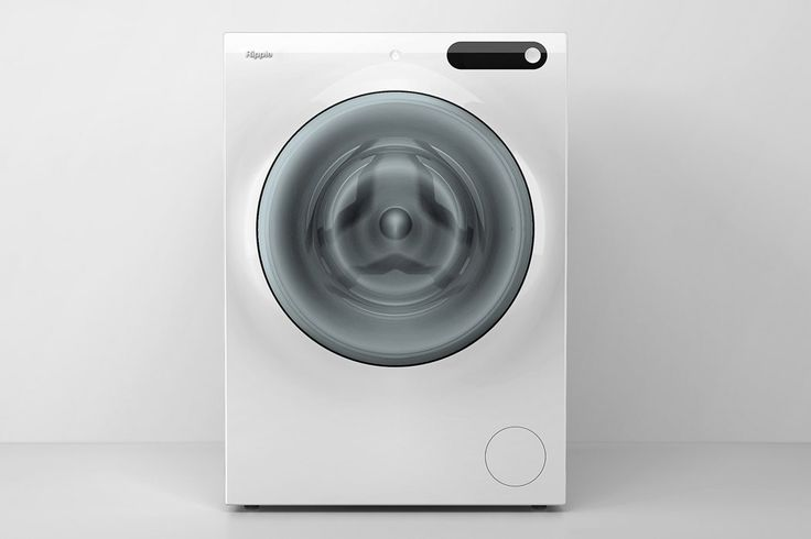 Gotta love the way the designers at Blond have reinterpreted the washing machine from a basic appliance to an artistic compliment in any interior! Now, instead