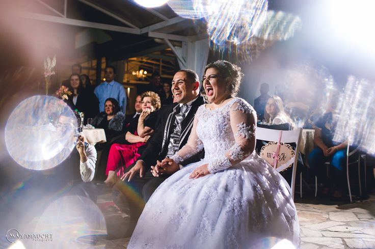 Festa de casamento  Fotografia de casamento no Salão La Capella na cidade de Poá - SP.