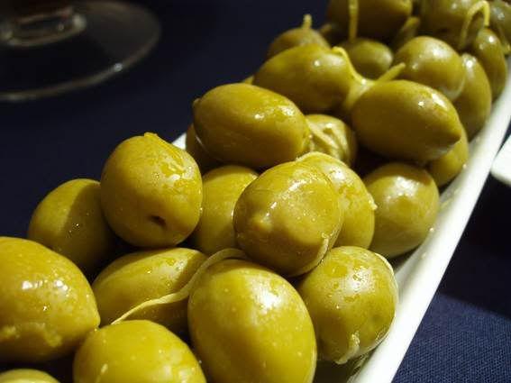 Olive al Martini