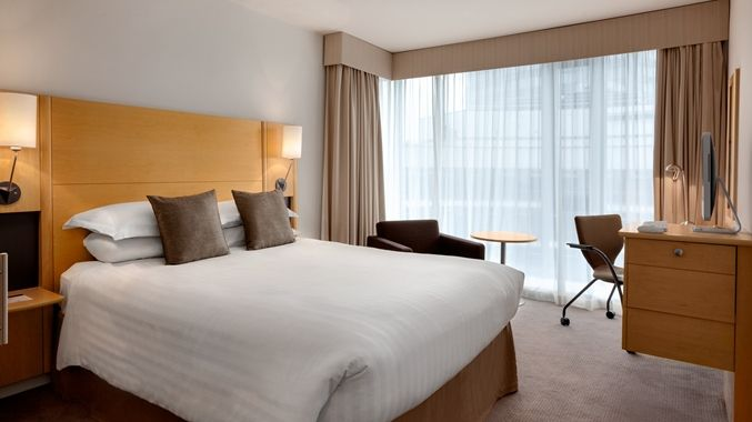 DoubleTree by Hilton Hotel London - Westminster, United Kingdom - Queen room