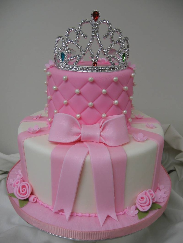 739 best Princess Birthday Cakes images on Pinterest Conch