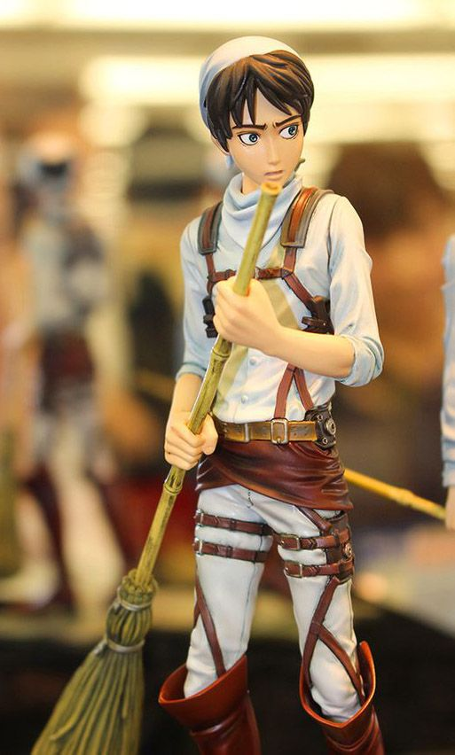 Attack on Titan Anime Figure Eren Jaeger Toys Collectible //Price: $39.00  ✔Free Shipping Worldwide   Tag your friends who would want this!   Insta :- @fandomexpressofficial  fb: fandomexpresscom  twitter : fandomexpress_  #shopping #fandomexpress #fandom