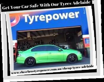 Looking for Tyres in Adelaide? Get your vehicle safe with our new and cheap tyres in Adelaide.
