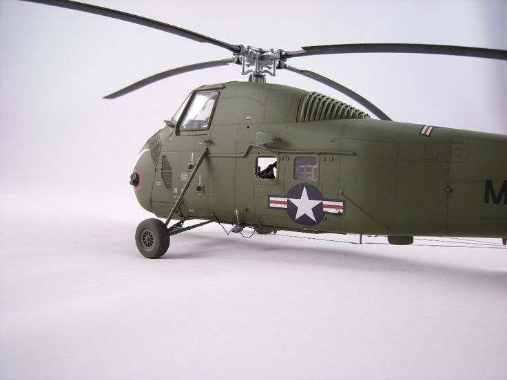 Sikorsky USMC UH-34D 1/48 Scale Model
