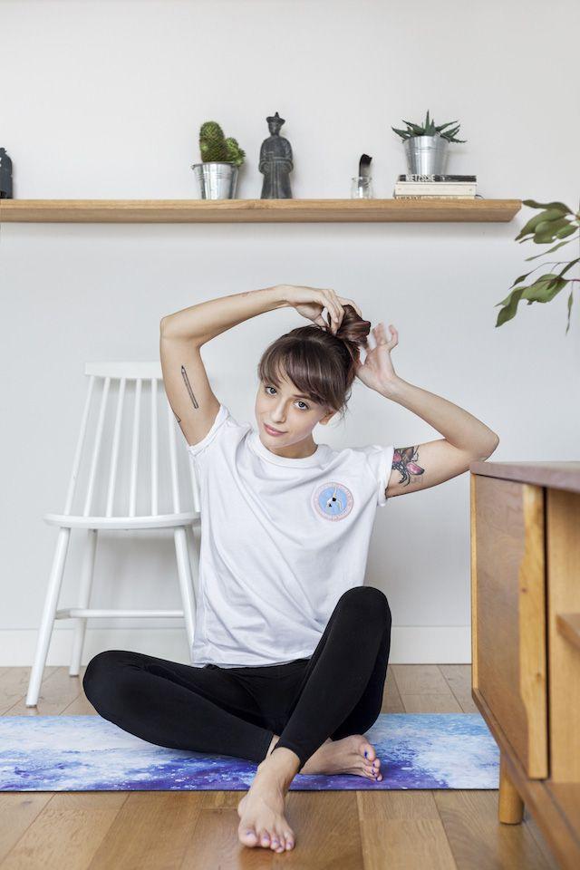T-shirt Yoga Girls Society    #yogagirlssociety #miamiko