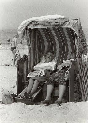 When I was young we'd go to the English seaside and that is what this reminds me of.  #seaside #summer