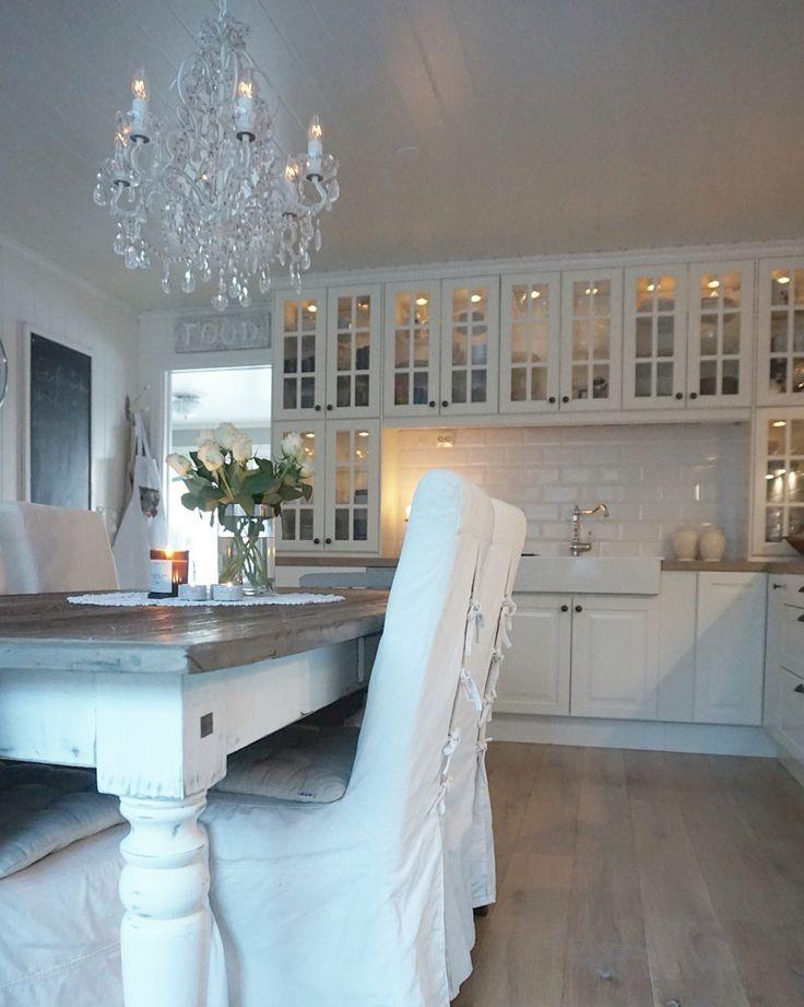 My kitchen ! By @villatverrteigen #kitchen #kj?kken