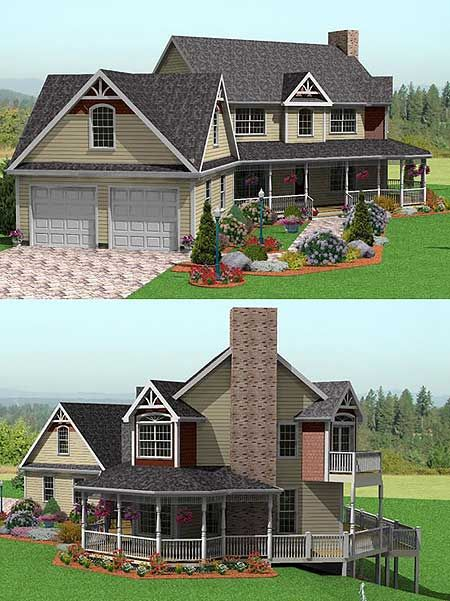 victorian farmhouse plans plan 3748tm farmhouse country farmhouse 15317