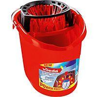 Vileda Supermocio Bucket and Power Wringer