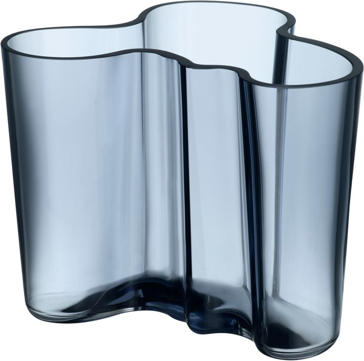 Iittala - Alvar Aalto Collection Vase 120 mm rain - Iittala.com