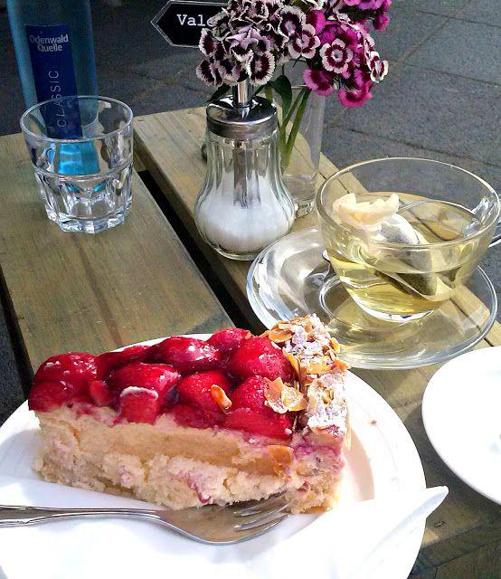 BEST Cafes in Frankfurt, Germany!!!